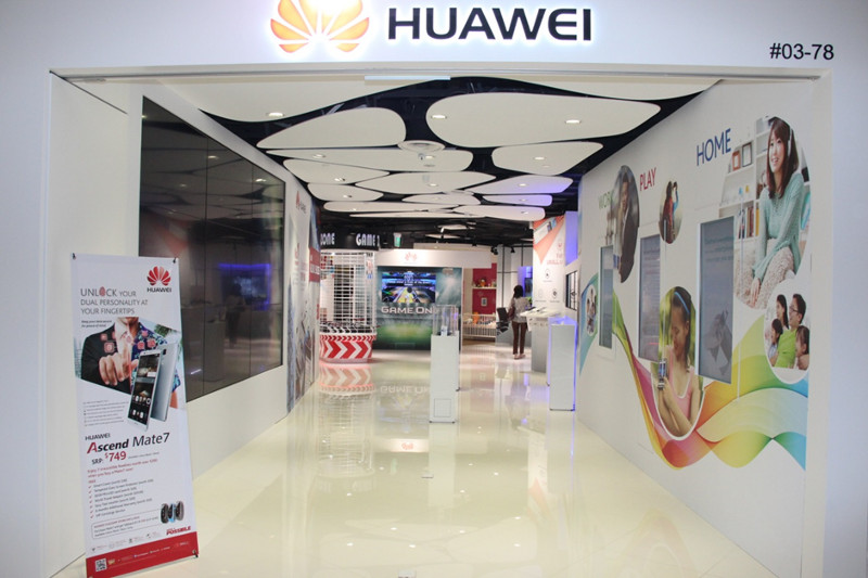 Huawei Solutions Singapore Store