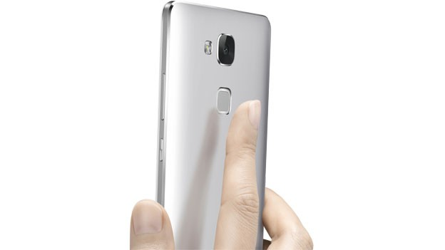 Huawei mate 7 fingerprint sensor