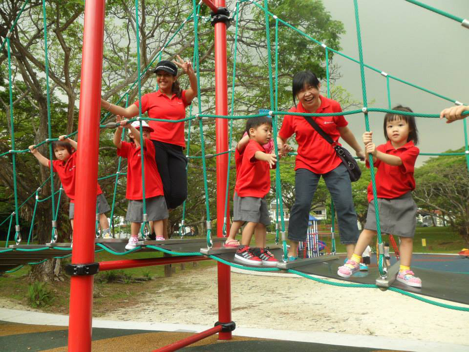 monthly field trip organized by the school