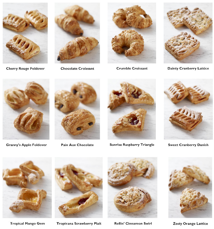 Swissbake New Pastries
