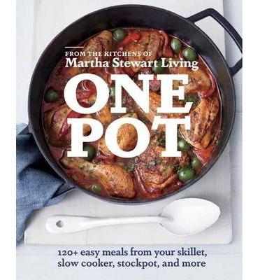 one pot by martha stewart