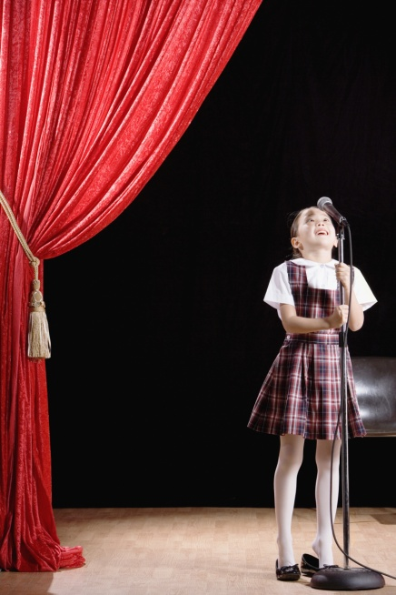 public speaking and confidence building in children