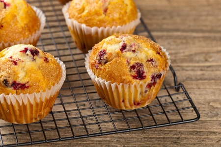 Allergen Free recipe - Orange Cranberry Muffins