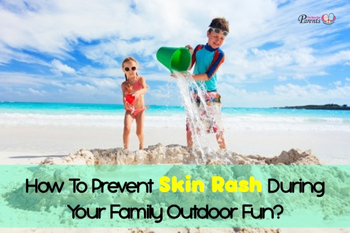 common skin rash for kids