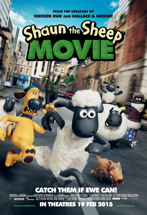 Shaun The Sheep Poster