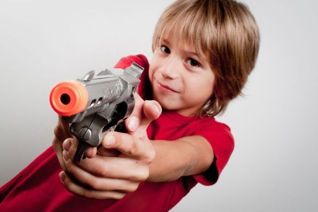 Violent Toys And Their Effects On Children