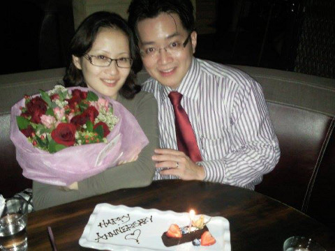 Chow Yong and Sing Yee  Couple