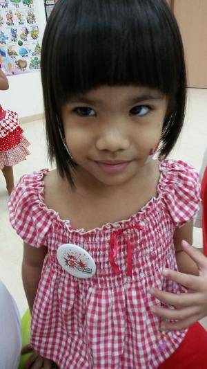 Exquisite Playskool girl