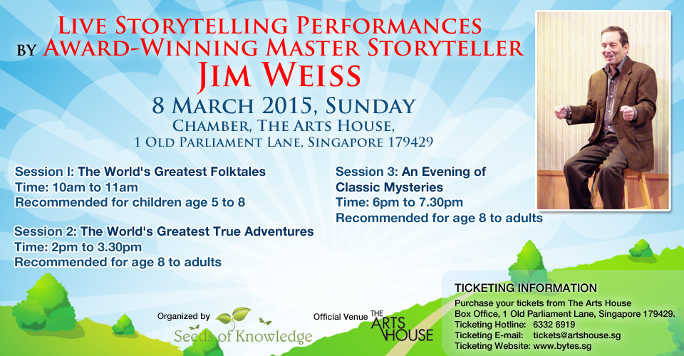 Jim Weiss Singapore 8 Mar