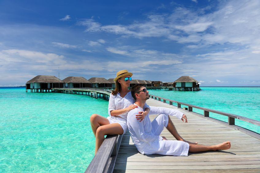 Resort getaway for couples