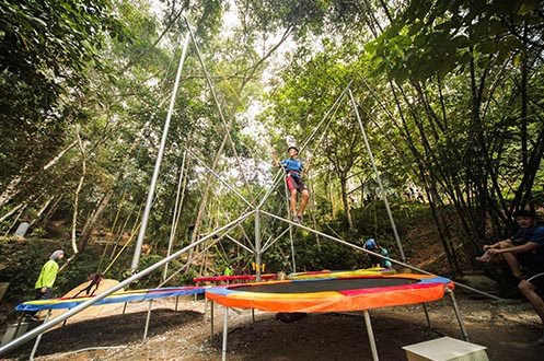 escape theme park malaysia children activities