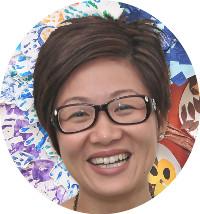 Iris Lim, Principal of Chiltern House Preschool