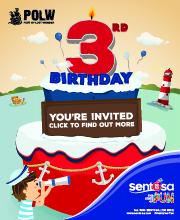 POLW 3rd Birthday Bash