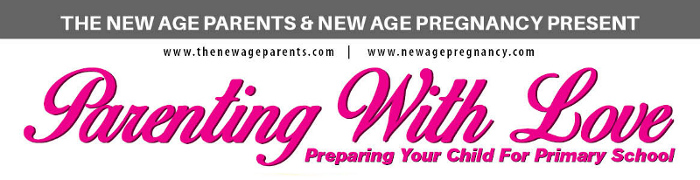 Parenting with love banner