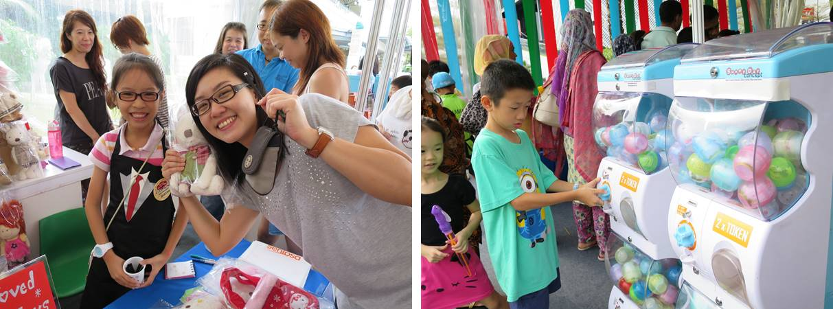 Sentosa KidZ Flea little PLAY-trepreneurs