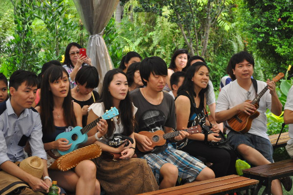 Ukuele Workshop