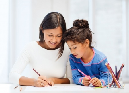 how to manage exam stress in children