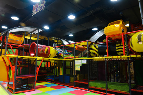 indoor playground singapore eXplorerkid Downtown East Mega Play