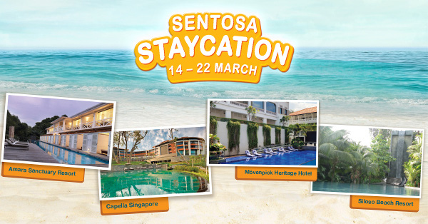 sentosa staycation march 2015