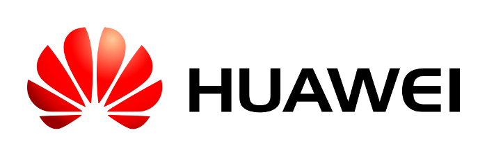 Huawei horizontal logo