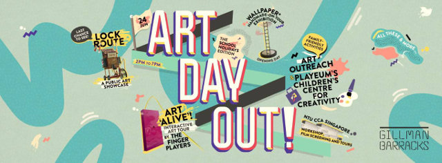 art day out 2017