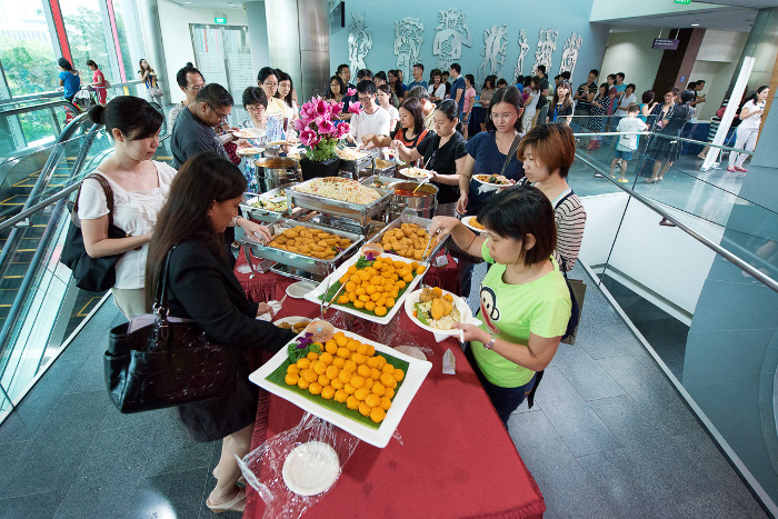 Best Catering for food Neo Garden