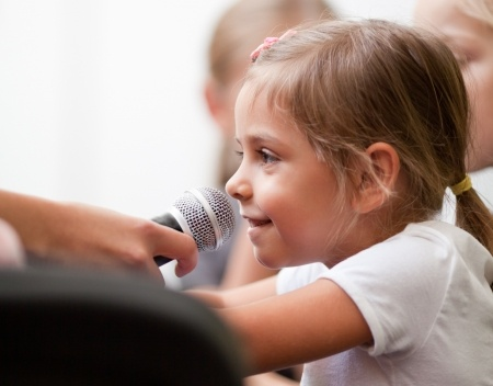 Help Your Child Be Comfortable With Public Speaking