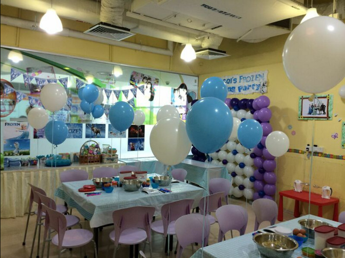 a bakers birthday theme party for kids