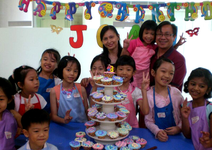 baking birthday themes for kids
