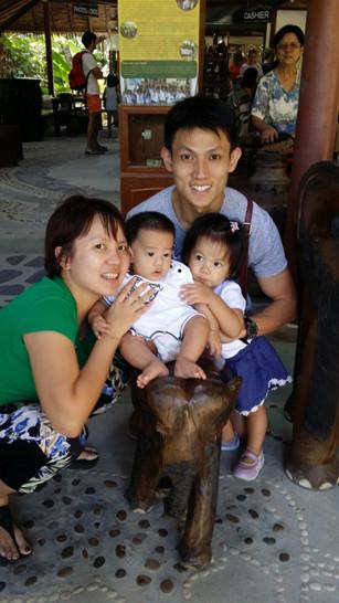 Red SchoolHouse Parents Melach Seng