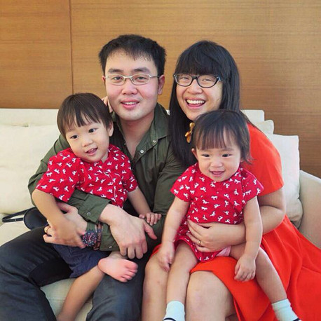 Red SchoolHouse Parents Weishan Chen