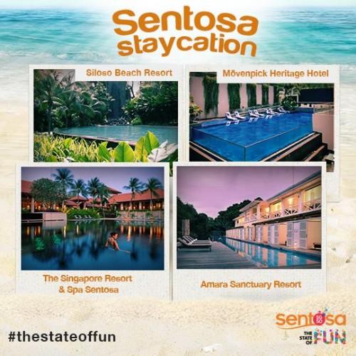 Hotels at Sentosa