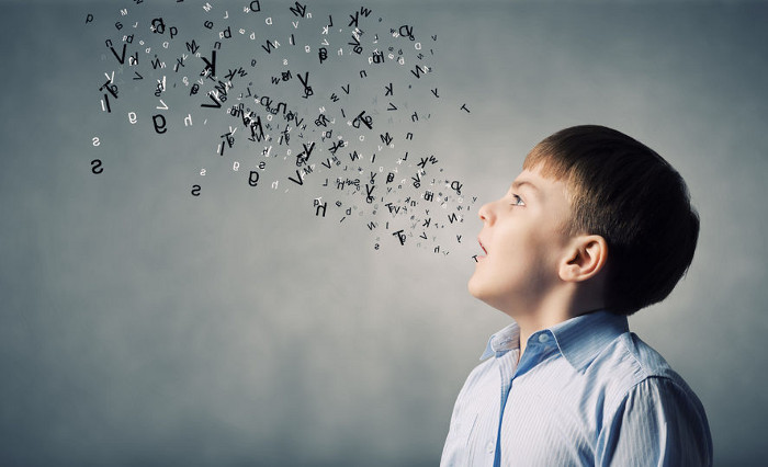 Children speech