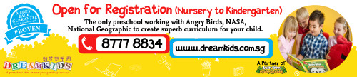 Dreamkids Preschool Singapore