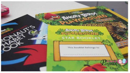 Dreamkids and Rovio books