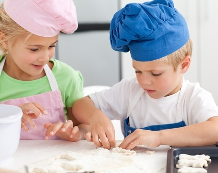 baking with your child a step by step guide