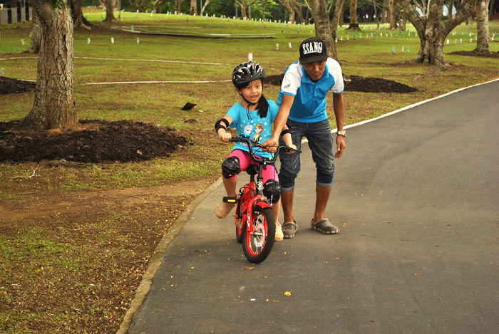 bicycle workshops for children singapore