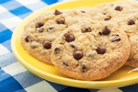 cookies - how to bake with children
