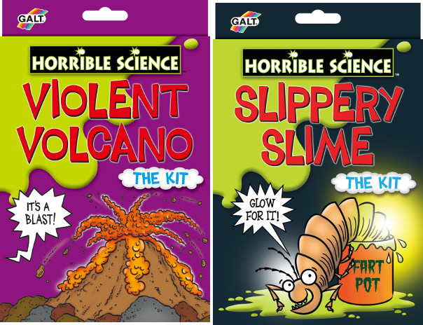 science experiment kit for children