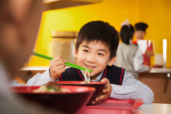 Healthier Meal Choices For Kids