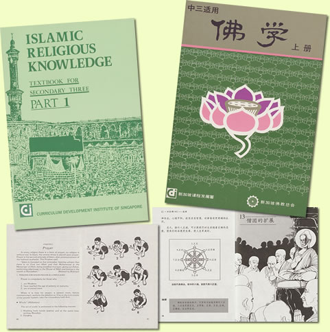 Religious Knowledge Books Credits to NAS