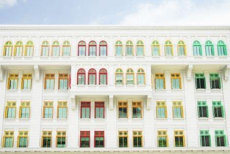 Singapore MICA building