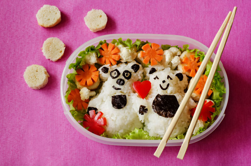 Tips for making Bento Lunch Box For Kids