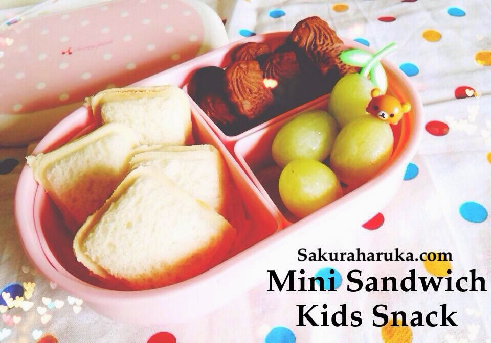 how to make a bento box for kids