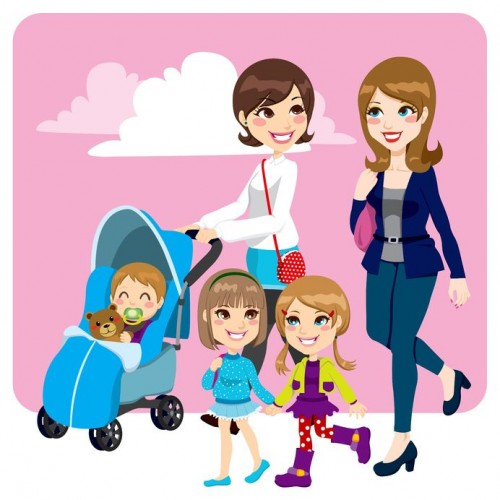 mummy friends - Why Your Mum Friends Are So Special