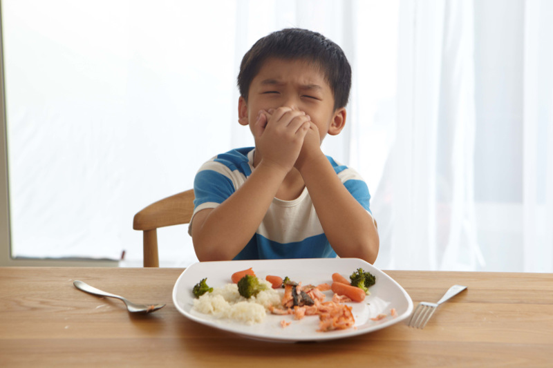 tips to help picky eaters in children