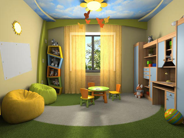design children room