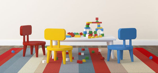 designing your child playroom