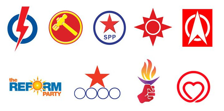 different political parties in singapore