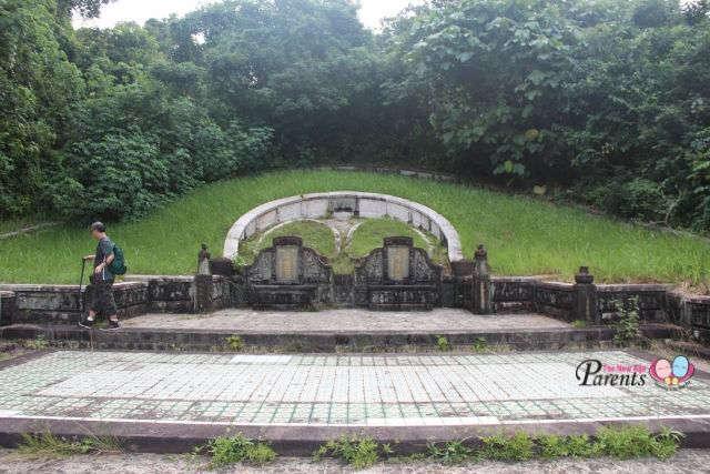 Bukit Brown Ong Sam Leong Tomb